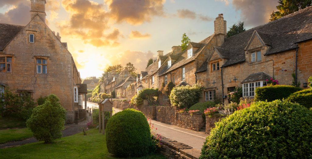 Great deals to Cotswolds