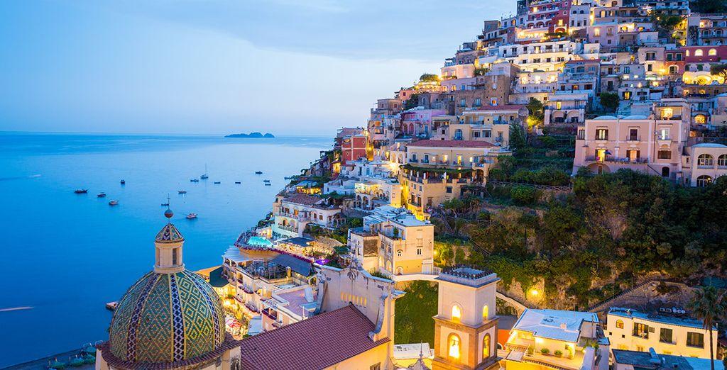 Hotel Villa Romana & Amalfi Coast Tour 4*