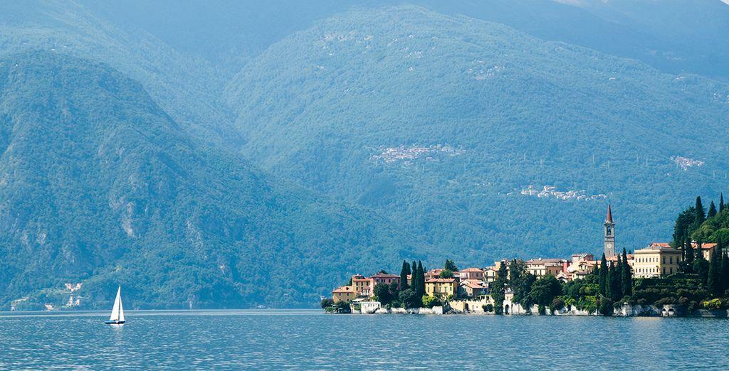 Last minute Italy : Lake Como
