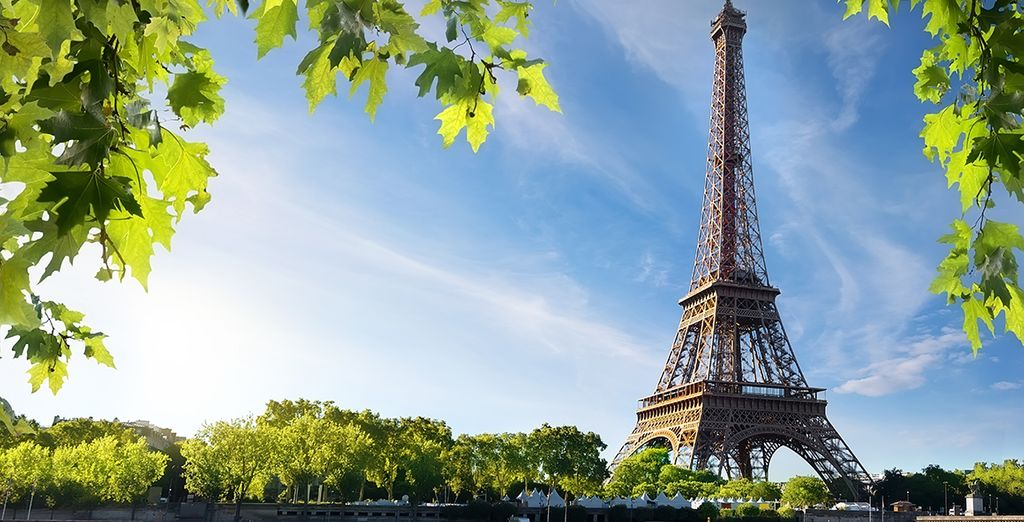 Welcome to Paris, the city of love and lights!