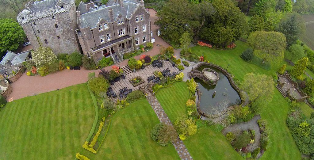 Comlongon Castle 4*