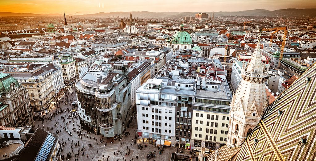 Head out to explore Vienna from our best hotels