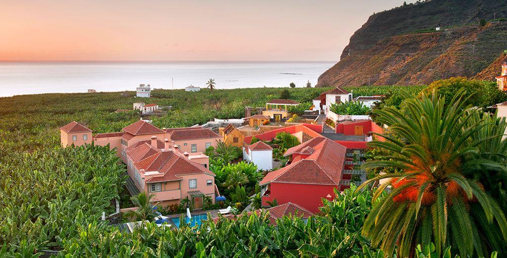 Welcome to Hacienda de Abajo by VIK Hotels - Hotel Hacienda de Abajo  La Palma