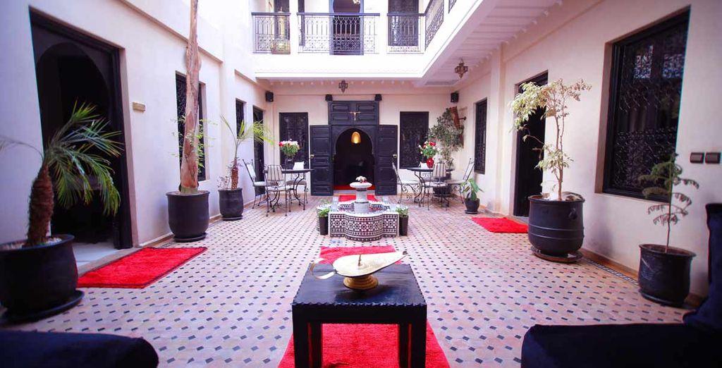 Riad Palais Delia - family ester getaway