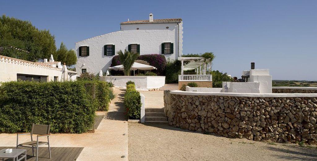With all the boutique luxuries - Sant Joan de Binissaida**** - Menorca - Spain Menorca