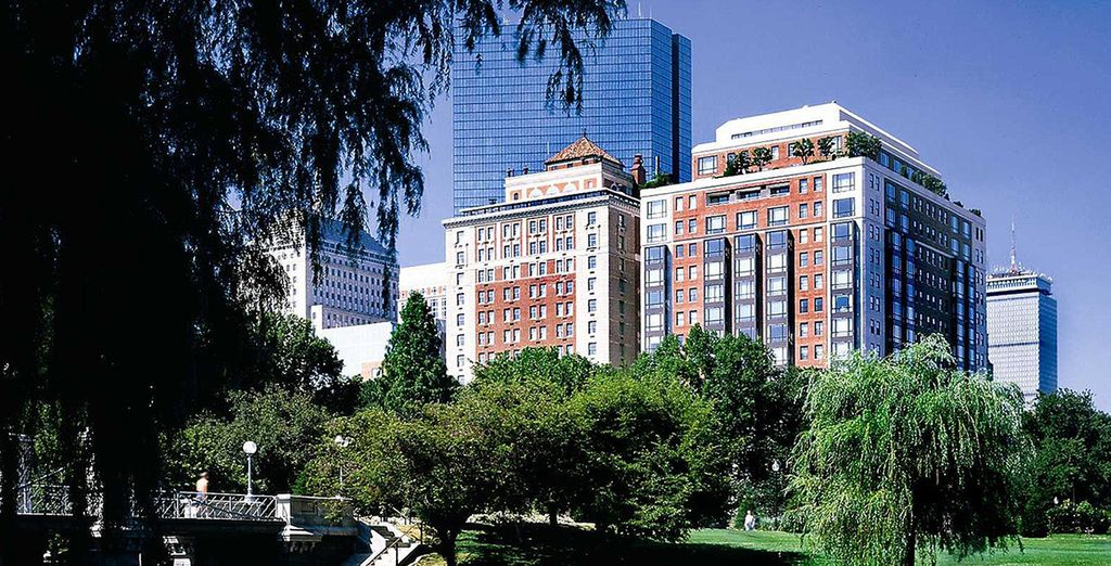 You may also add a stay at Taj Boston 4*