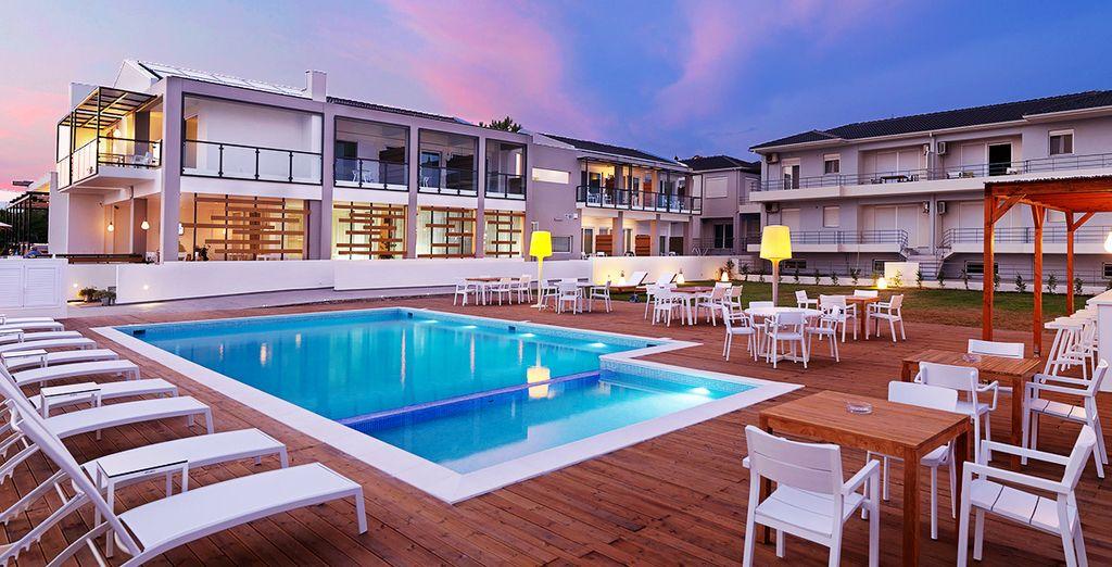 Welcome to SESA Boutique Hotel - SESA Boutique Hotel 4* Preveza/Lefkas