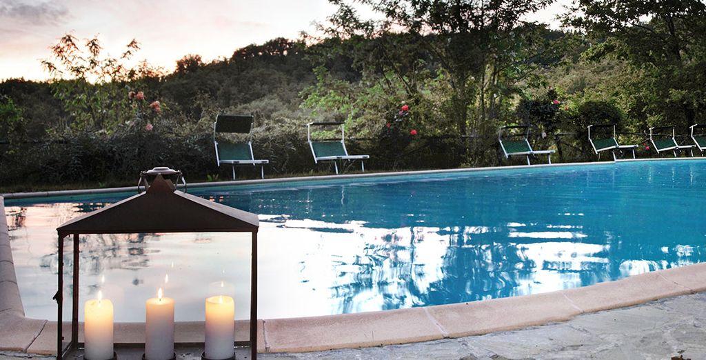 Soak up Tuscany's sunshine and famed gastronomy...
