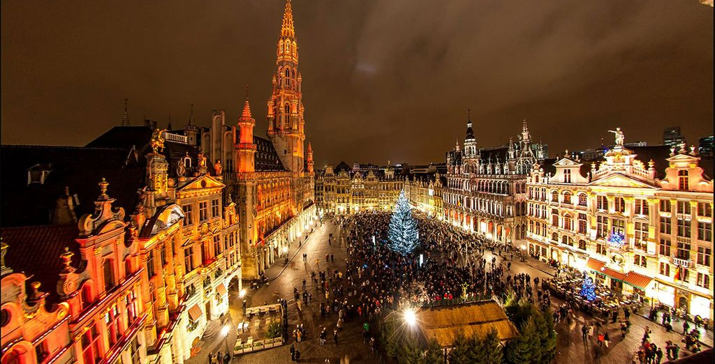If you are visiting in November or December there are the magical Christmas Market to visit