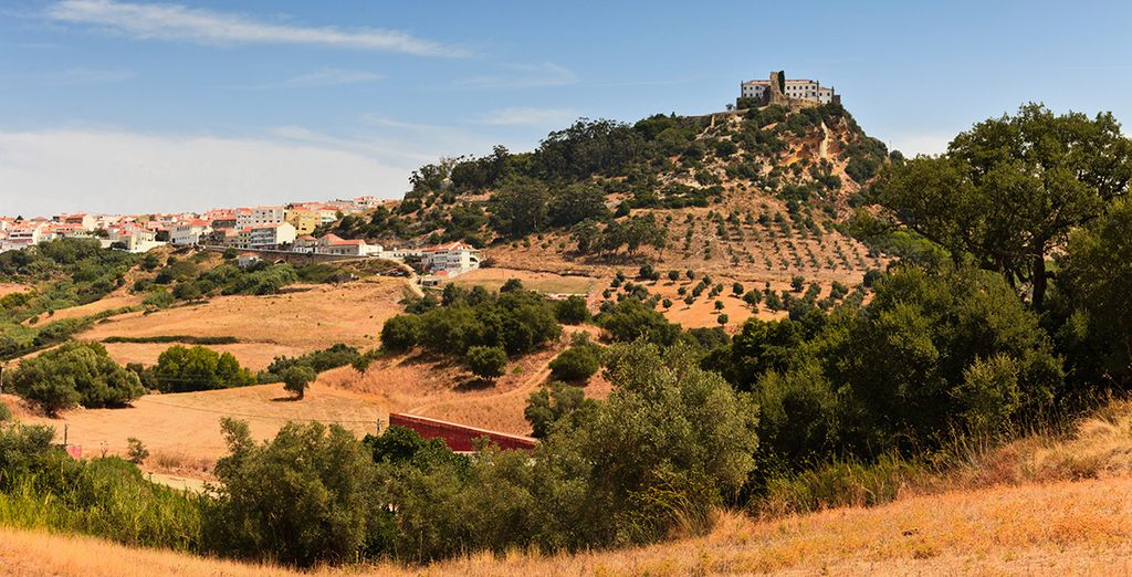 Located in an enviable hilltop location - Pousada Castelo de Palmela Palmela
