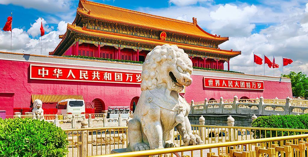 Booking Peking Top 5