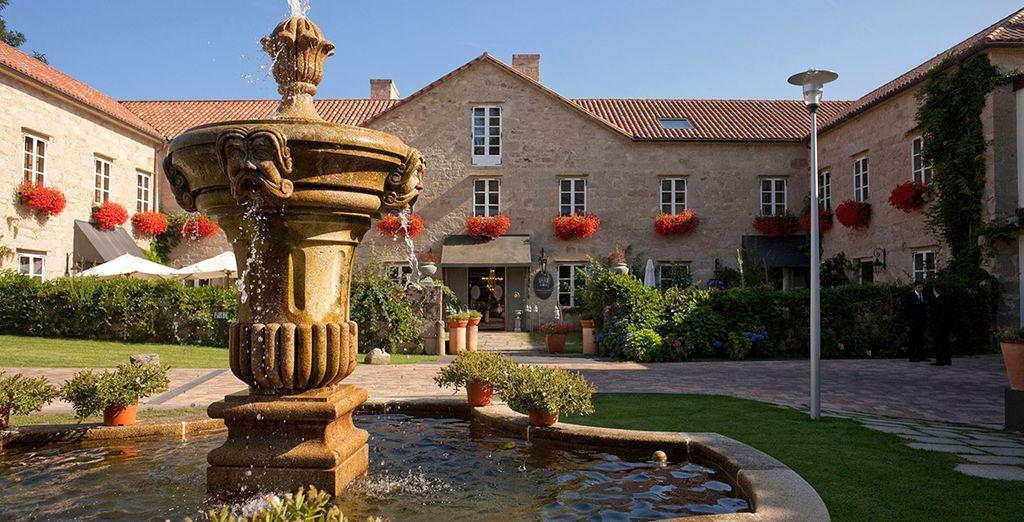 A Quinta da Auga Hotel Spa 4*