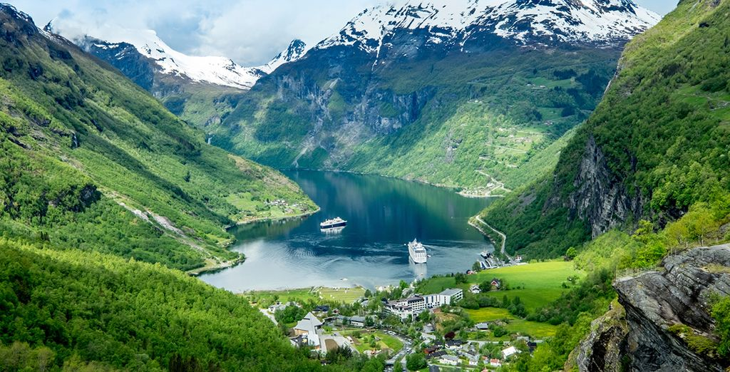 Norway in a Nutshel - holidays offers