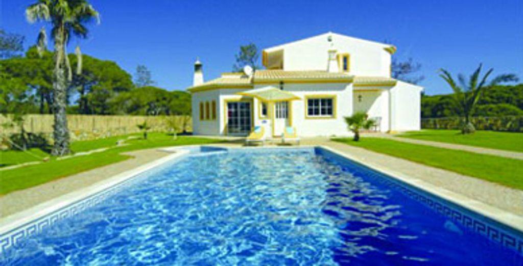 - Algarve Villas - Almancil - Portugal Algarve