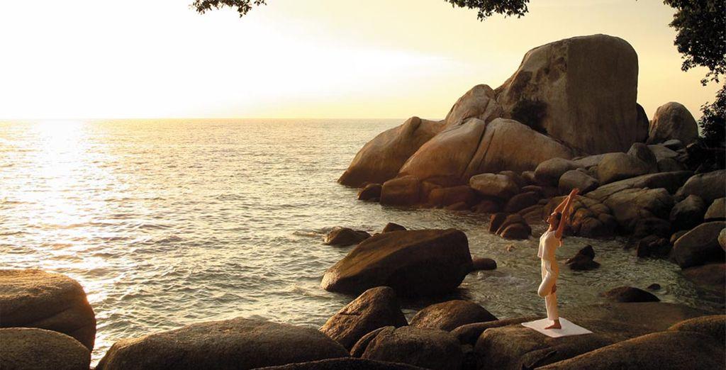 On the beautiful island of Penang - Shangri-La Kuala Lumpur & Shangri-La's Rasa Sayang 5* Kuala Lumpur & Penang