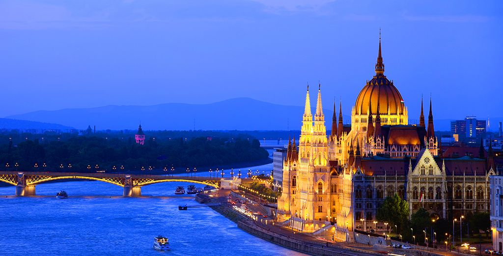 Welcome to historic Budapest