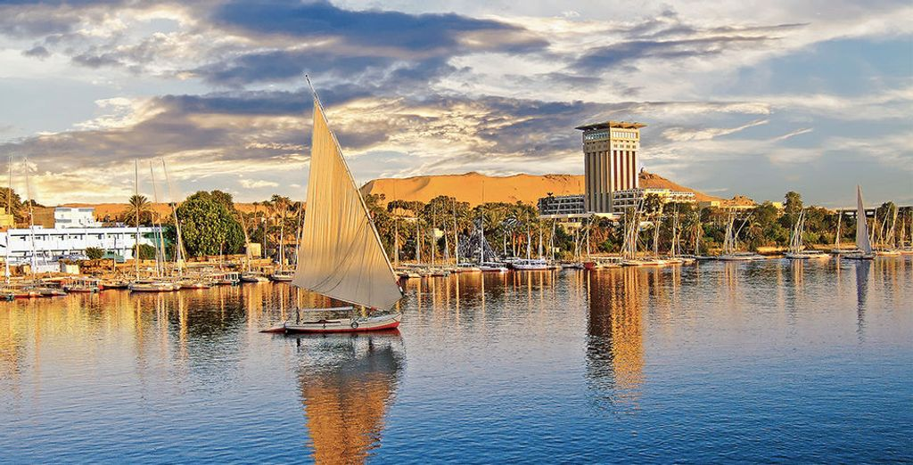 Experience the best of Ancient Egypt in a Nile cruise