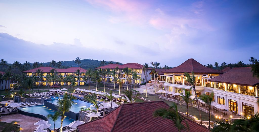Explore the resort