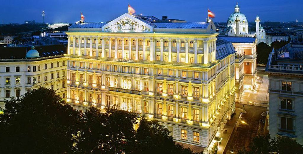 The Imperial Vienna Hotel