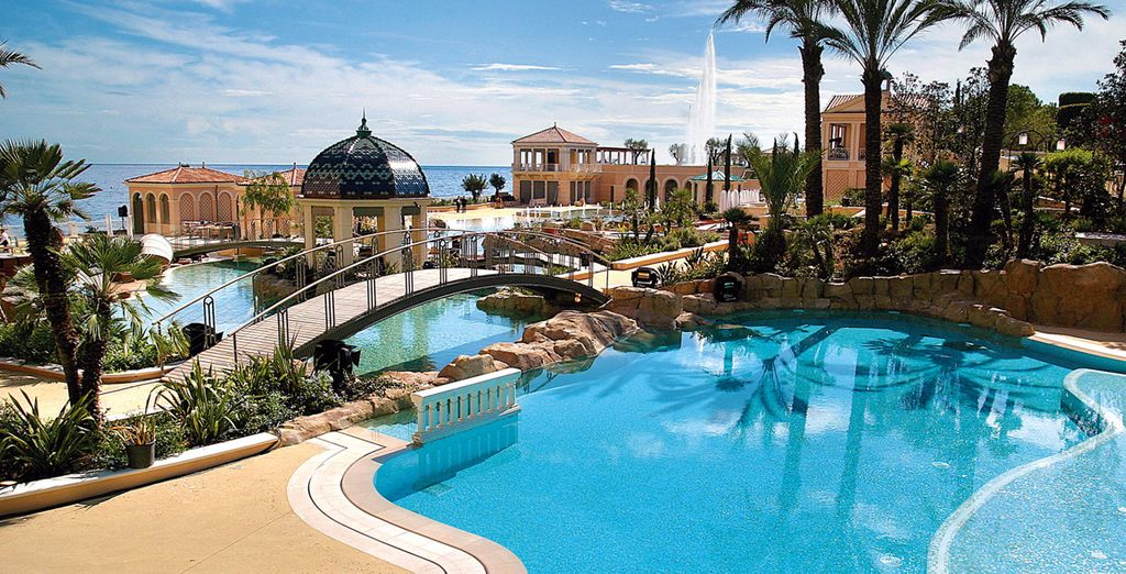 Visit amazing Monte Carlo