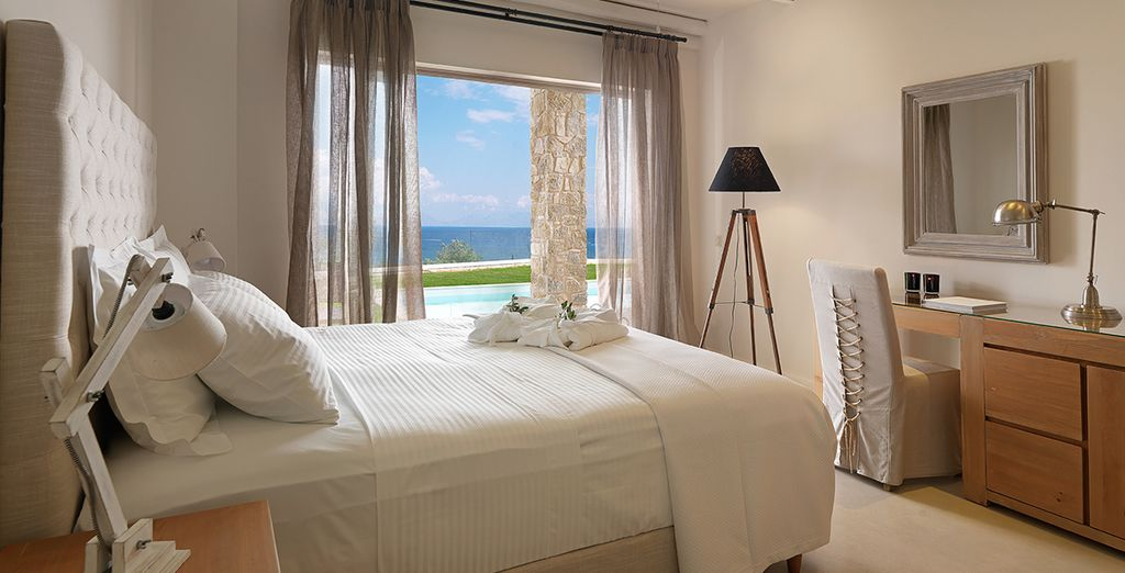 Where our members will be upgraded to a Deluxe Double Room with Shared Pool