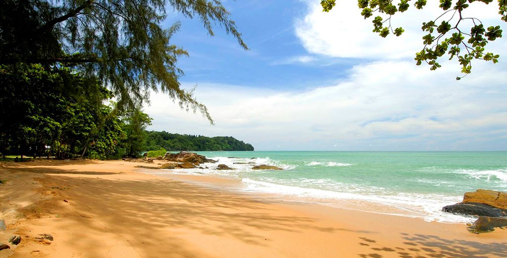 Relaxing and restful holidays in Khao Lak, Thailand