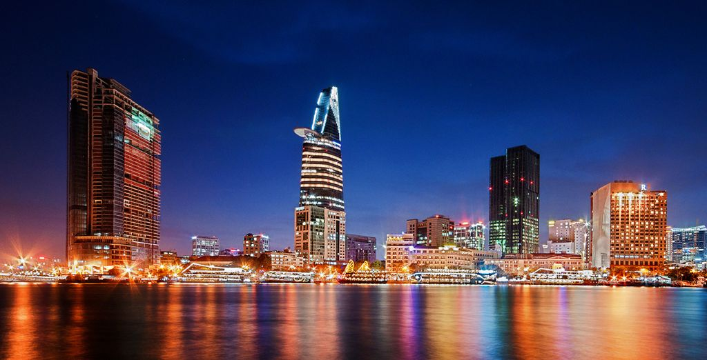 After a day's respite, move onto Ho Chi Minh/Saigon, Vietnam's largest city