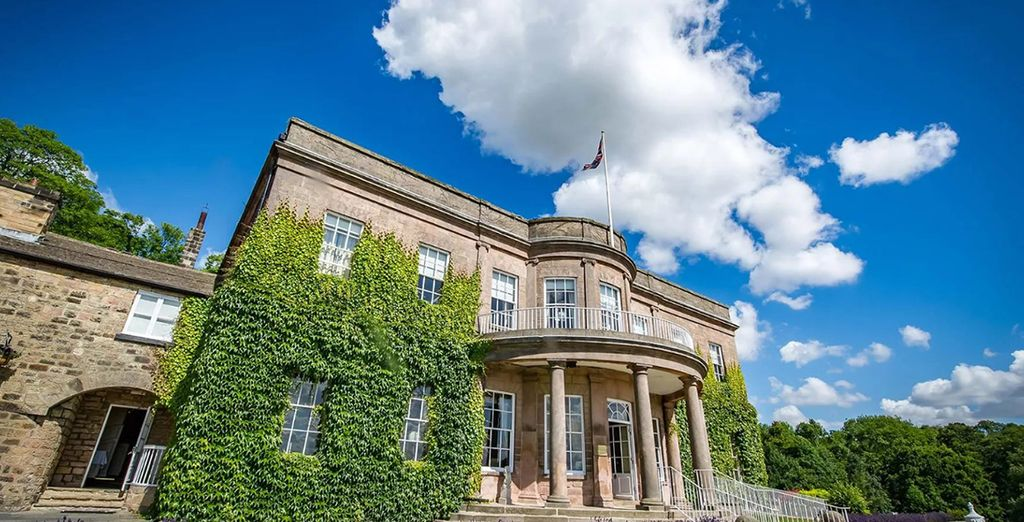 Escape to the Yorkshire countryside - Wood Hall Hotel 4* Wetherby
