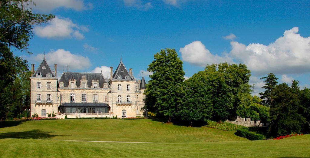 Welcome to Château de Mirambeau