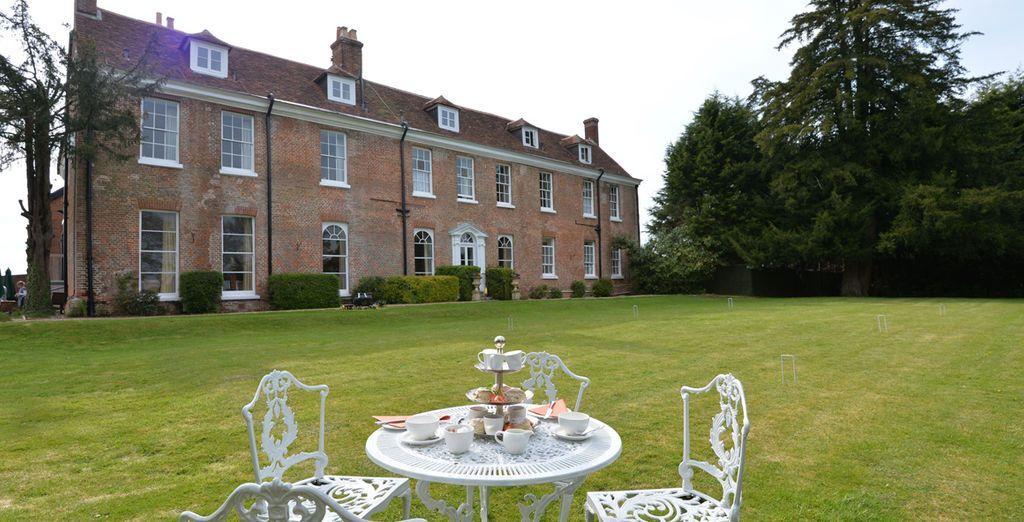 New Park Manor 3*