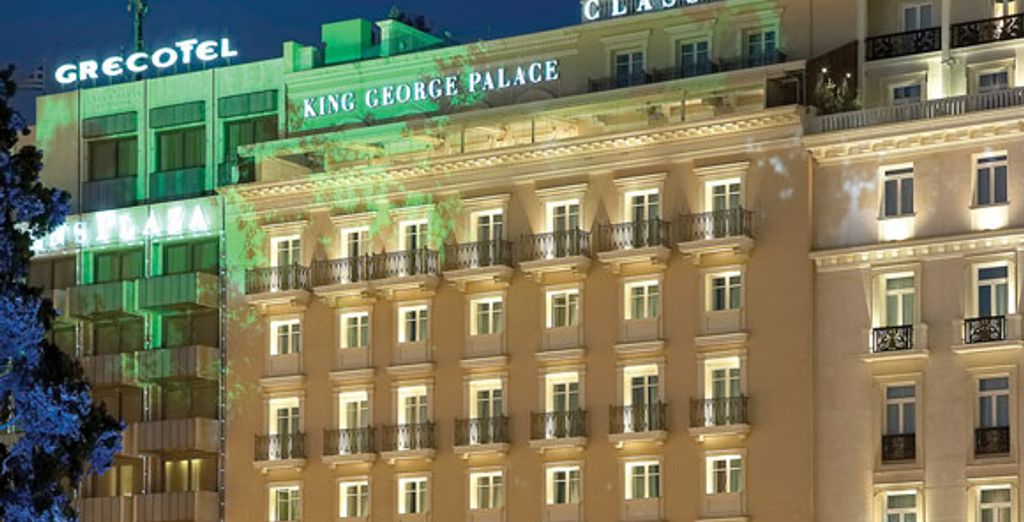 - King George Palace***** - Athens - Greece Athens