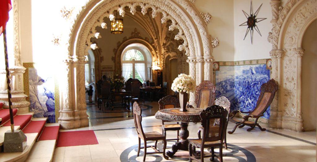 - Bussaco Palace Hotel***** - Coimbra - Portugal Coimbra