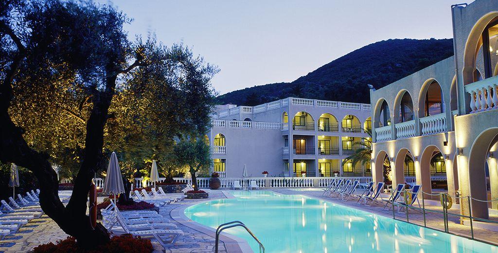 Lavish Greek Paradise - Marbella Beach Hotel***** - Corfu - Greece Corfu