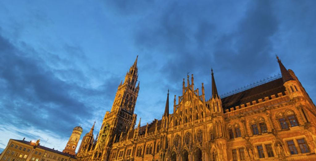 - Eurostars Grand Central**** - Munich - Germany Munich