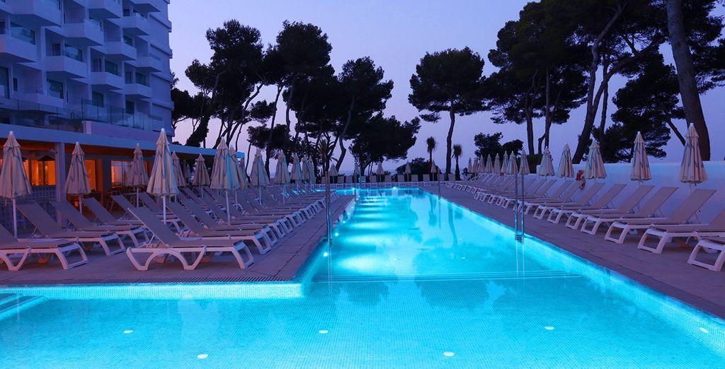 Iberostar Santa Eulalia 4* - Adult Only Hotel in Ibiza