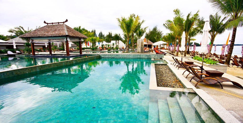 Welcome to Beyond Resort Khaolak