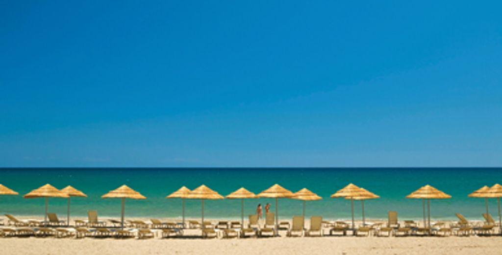 - Levante Beach***** - Rhodes - Greece Rhodes