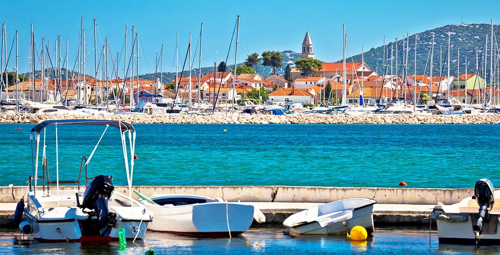 Explore Croatian paradise