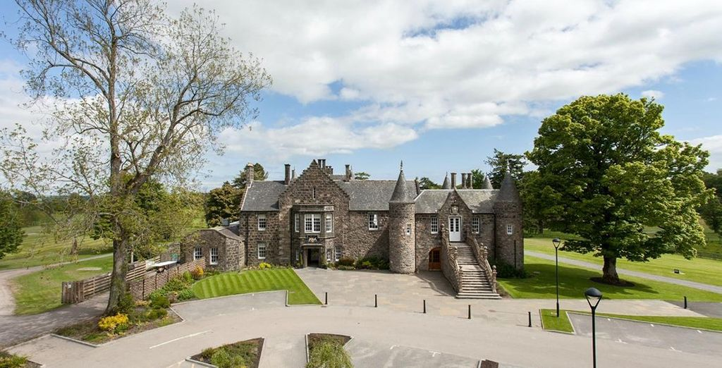 Meldrum House Country Hotel & Golf Course 4*
