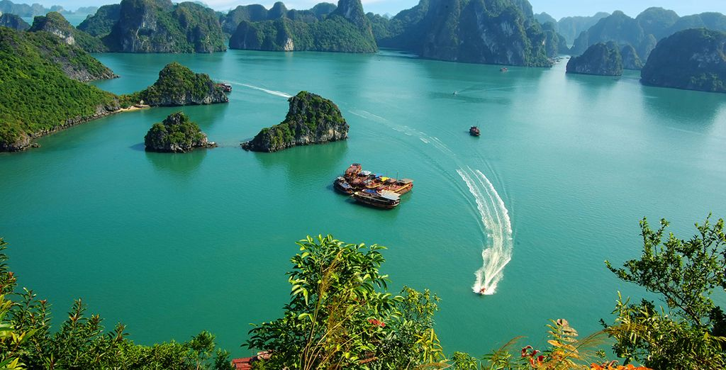 Discover the extraordinary beauty of Vietnam