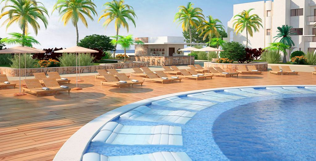 Grand Palladium White Island Resort & Spa 5* - best hotel in Ibiza