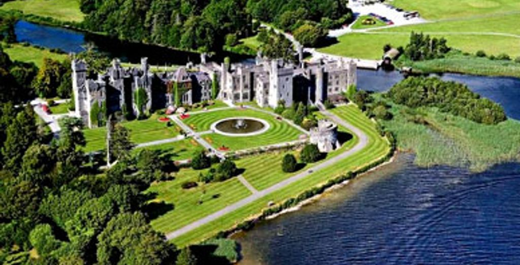 - Ashford Castle***** - Cong, Co. Mayo - Ireland Cong, Co. Mayo