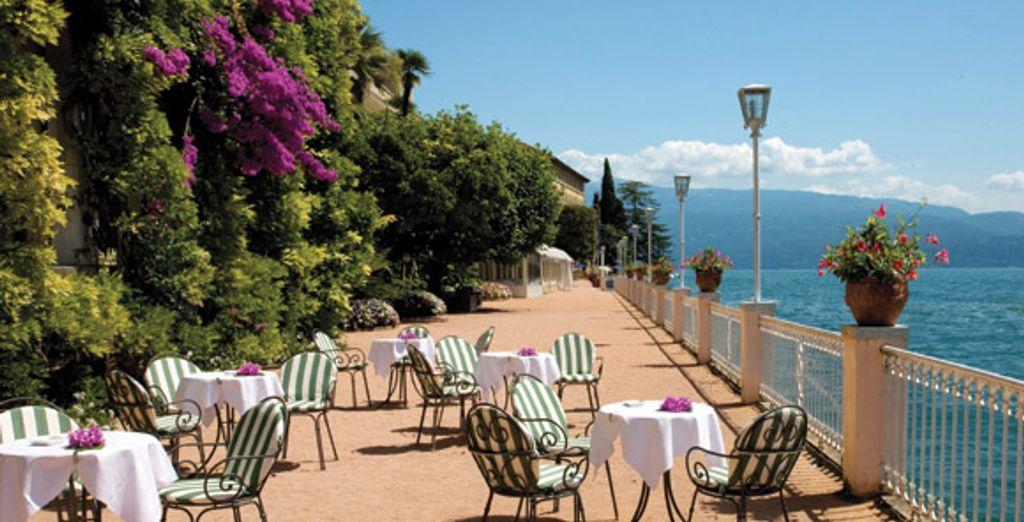 - Grand Hotel Gardone Riviera**** - Lake Garda - Italy Lake Garda