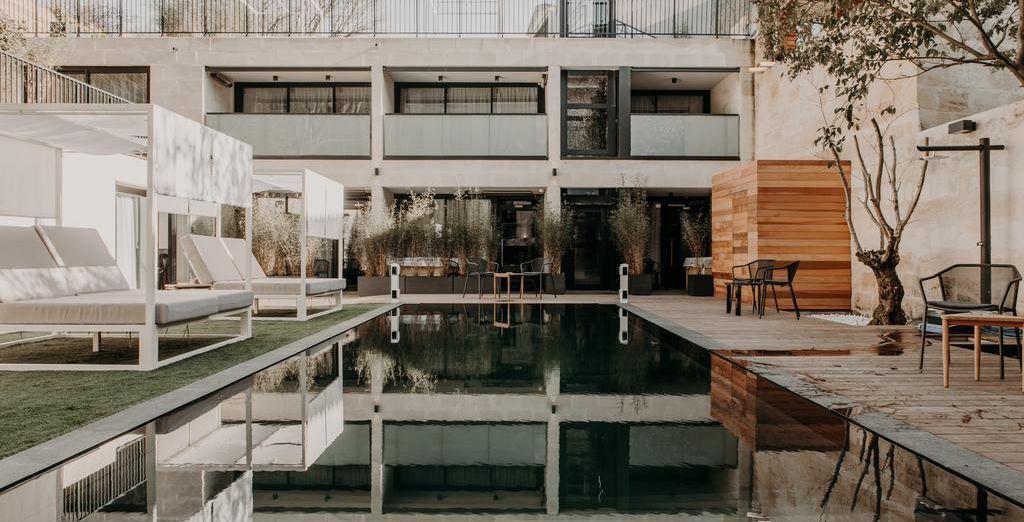 Hotel Le Palais Gallien 5* - last minute deals to France