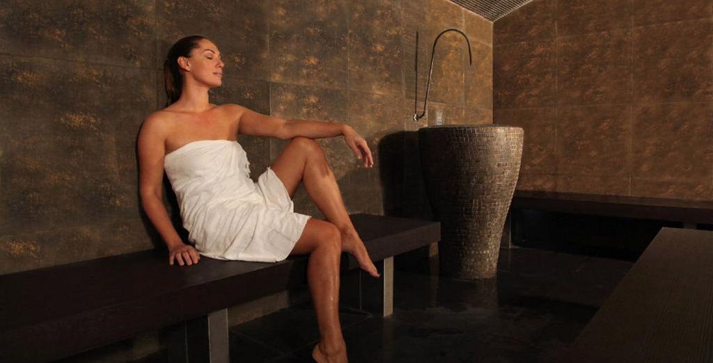 Rejuvenate your senses at the Sensory Spa