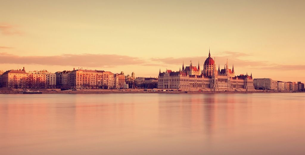 Discover the grandeur of Budapest...