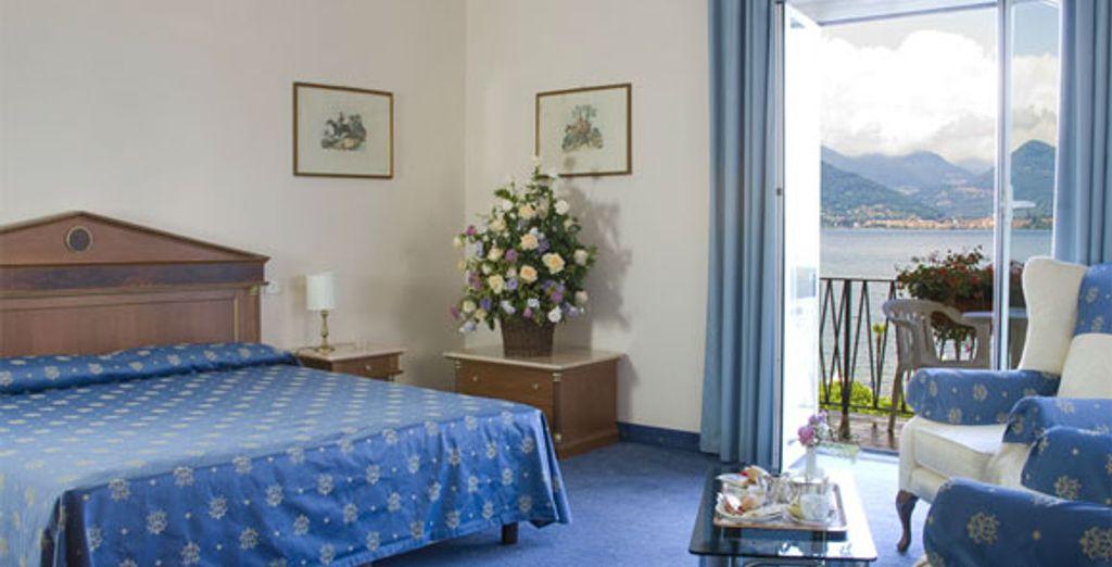 - Hotel Milan Speranza Au Lac**** - Lake Maggiore - Italy Lake Maggiore