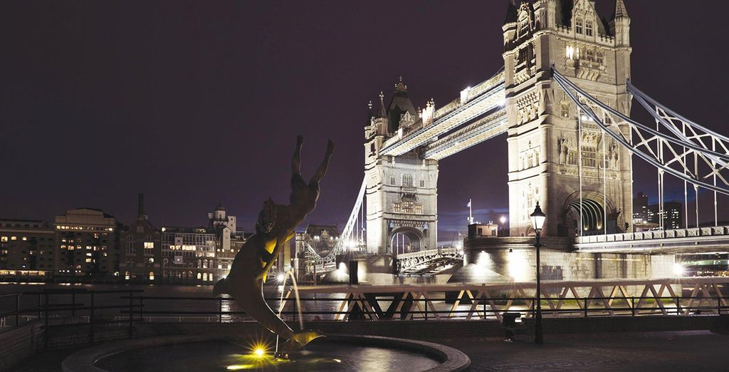 Explore London's greatest attractions at your doorstep