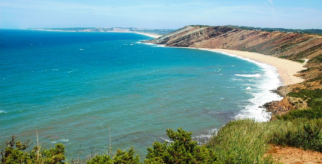 Visit the many beautiful beaches - add our car hire option to get the most out of your break