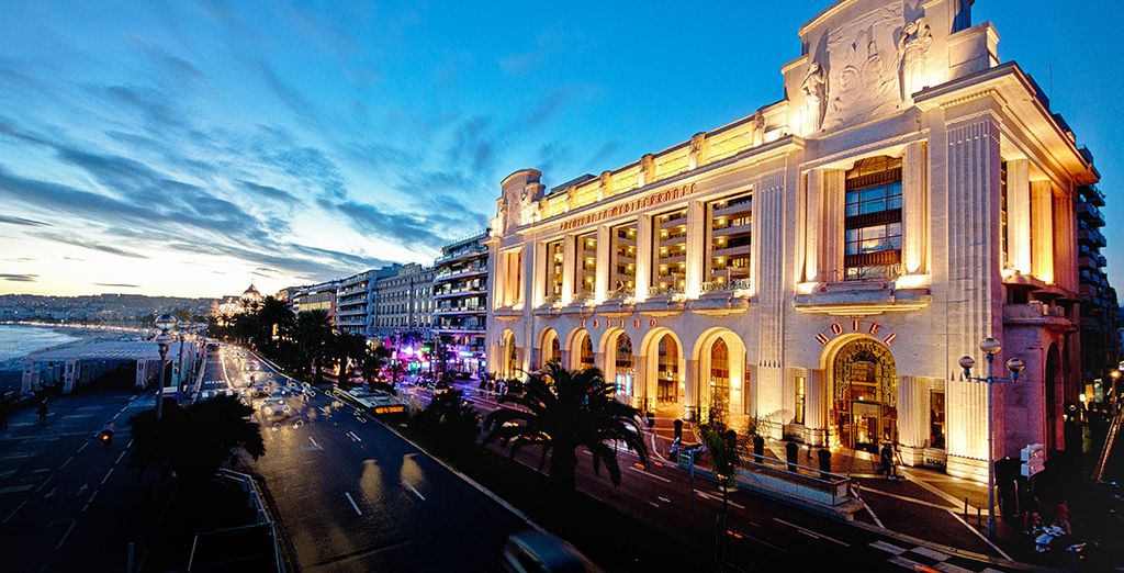 Hyatt Regency Palais de la Méditerranée 5*